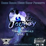 Mic Journey - Mic Journey & The Homies Vol. 1 Cover Art