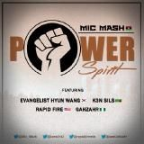 Mic Mash - Power Spirit Cover Art
