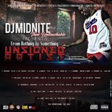 MidniteTheDJ - FROM NOTHING TO SOMETHING #UnsignedArtist Cover Art