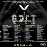 MidniteTheDJ - Jay-Z The G.O.A.T Cover Art