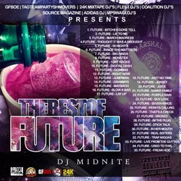 MidniteTheDJ - The Best Of Future Cover Art