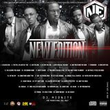 MidniteTheDJ - The Best Of New Edition Cover Art