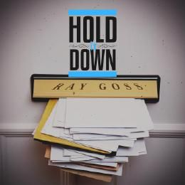 MidwestMixtapes - Hold It Down Cover Art
