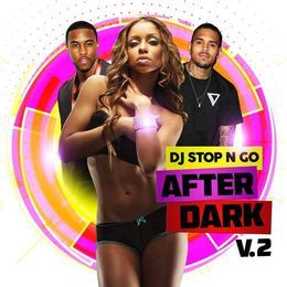MidwestMixtapes - After Dark Vol.2  Cover Art