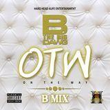 "MidwestMixtapes - ""OTW"" REMIX Cover Art"