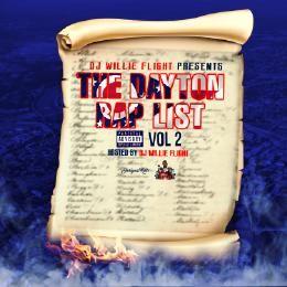 MidwestMixtapes - Dayton Rap List Vol.2  Cover Art