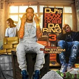 MidwestMixtapes - Bow Down & Kiss The Ring Vol.3  Cover Art