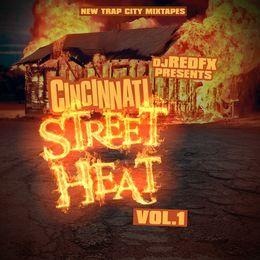 MidwestMixtapes - Cincinnati Street Heat Vol 1 Cover Art