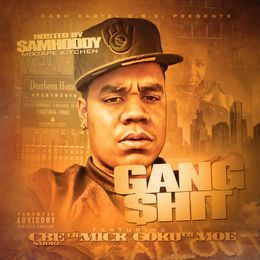 MidwestMixtapes - Gang $hit Cover Art