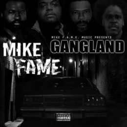 MidwestMixtapes - Gangland  Cover Art