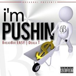 MidwestMixtapes - I'm Pushin Cover Art