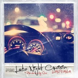 MidwestMixtapes - Late Night Cruisin Cover Art