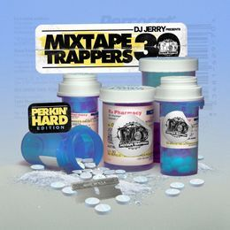 MidwestMixtapes - Mixtape Trappers 30 (Perkin' Hard Edition) Cover Art