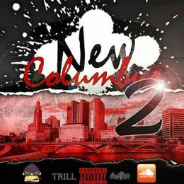MidwestMixtapes - New Columbus Vol.2  Cover Art