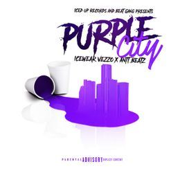 MidwestMixtapes - Purple City  Cover Art