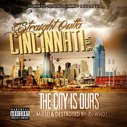 MidwestMixtapes - Straight Outta Of Cincinnati Vol.6 Cover Art