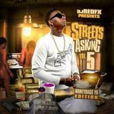 MidwestMixtapes - Streets Asking Vol.5: MoneyBagg Yo Edition Cover Art