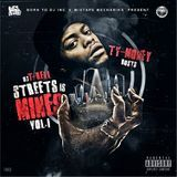 MidwestMixtapes - Streets Is Mines  Cover Art