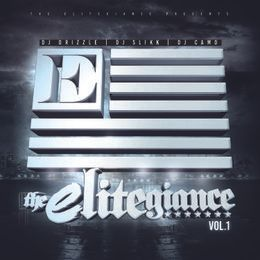 MidwestMixtapes - The ELITEgiance Vol.1  Cover Art