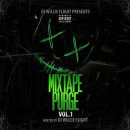 MidwestMixtapes - The Mixtape Purge Vol.1 Cover Art