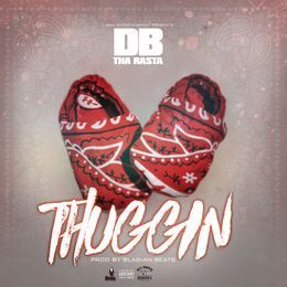 MidwestMixtapes - Thuggin Cover Art