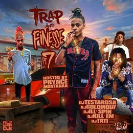 MidwestMixtapes - Trap & Finesse Vol.7  Cover Art