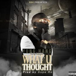 MidwestMixtapes - What You Thought  Cover Art