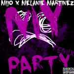 Mijo - My Party (pity Party) Cover Art