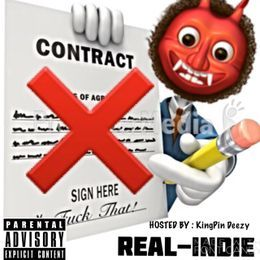 Mike On Deck - Real-Indie Cover Art