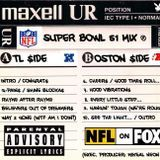 Mikeal NEON ® - SUPER BOWL 51 MIX ® Cover Art