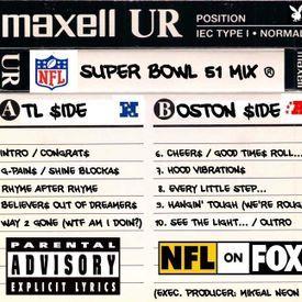 SUPER BOWL 51 MIX ®