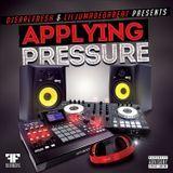 DjEarlFresh - Applying Pressure Cover Art