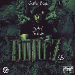 Militantz - BONEZ 1.5 Cover Art