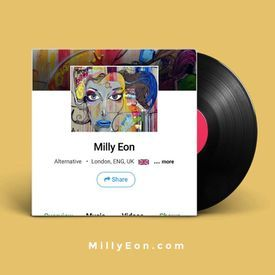 Milly Eon I Phone m