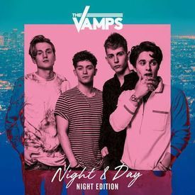 The Vamps - Middle of the night LYRICS HD