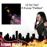 MissAtown2u - Seven Million Cover Art