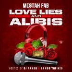 Mistah F.A.B. - Love Lies & Alibis Cover Art