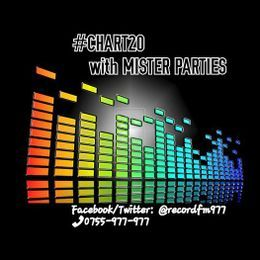 Mister Parties - #Chart20 Episode 8 Part 1 with MISTER PARTIES (7-1-17) Cover Art
