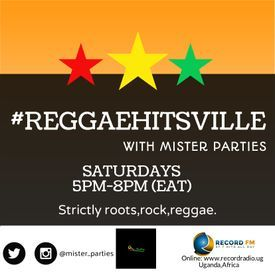 #ReggaeHitsVille with Mister Parties (21.10.17)
