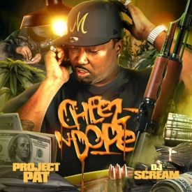 Mixfeed - DJ Scream & Project Pat-Cheese N Dope-2013 Cover Art