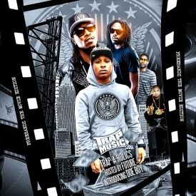 Mixfeed - Trap-A-Holics-Trap Music FBG The Movie Edition-2013 Cover Art