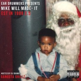 Mixfeed - Mike WiLL Made-It-Est In 1989 (Part 2.5)-2012 Cover Art