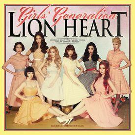 Girls' Generation/소녀시대-Lion Heart