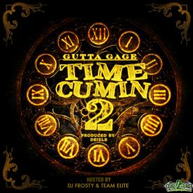 Mixtape Bosses - Time Cumin 2 Cover Art