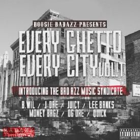 Boosie Badazz Feat. Lee Banks, Juicy Badazz, Quick & Tone! - Empire [Prod.