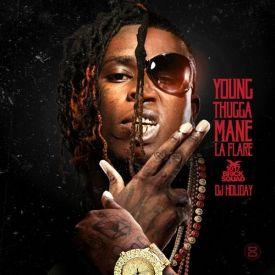 Mixtape Republic - Young Thugga Mane La Flare Cover Art