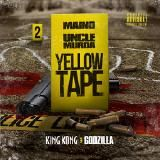 Mixtape Republic - Yellow Tape (King Kong & Godzilla) Cover Art