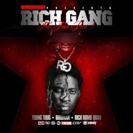 Mixtape Republic - Rich Gang: Tha Tour Part 1 Cover Art