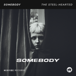 Somebody - The Steel-Hearted, Somebody (Original Mix) - The Steel-Hearted, Mix Vibe Records