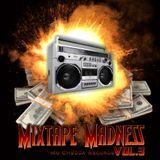 Mo Chedda Records - Mixtape Madness Vol.3  Cover Art